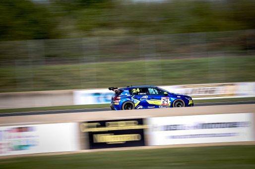 #24 JSB Compétition FRA Peugeot 308 RC  Floriant BRICHE  FRA   TC, Race 2